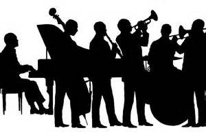 jazz-band-silhouette