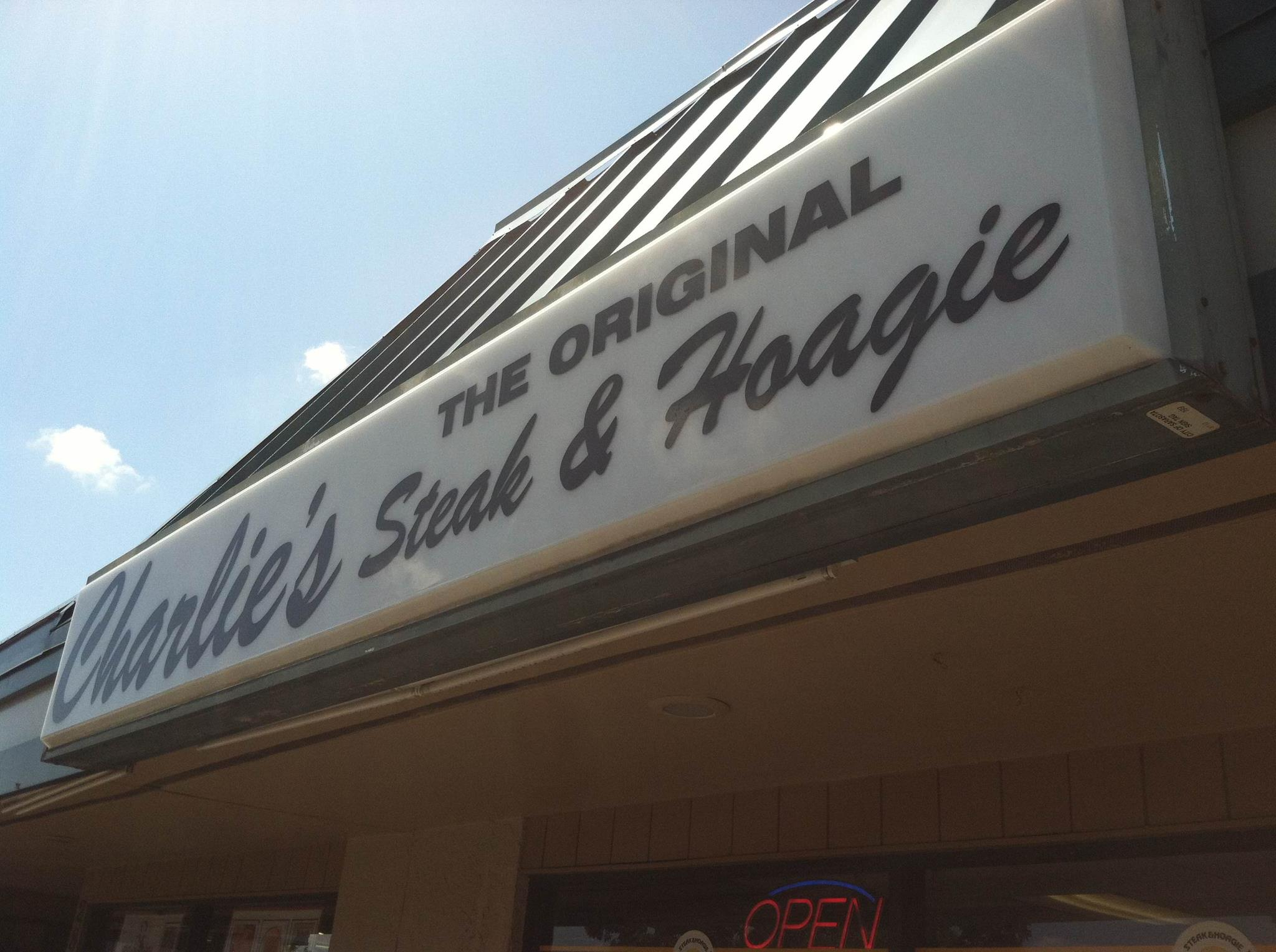 Charlie's Original Steak and Hoagie