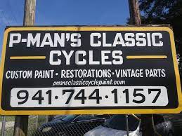 P-Man's Classic Cycle Paint